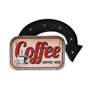 DEKORASI DINDING COFFEE 84 43.5X30.5X5 CM_1