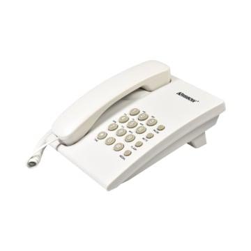 KRISBOW TELEPON BASIC SKH-304 - PUTIH_1