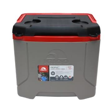 IGLOO COOLER BOX PROFILE 15 LTR - MERAH_1