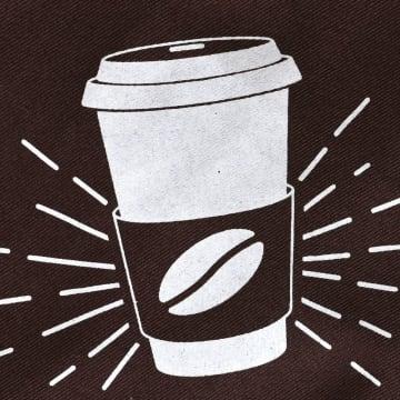 SET CELEMEK DAPUR LIFE BEGIN AFTER COFFEE 3 PCS - COKELAT_3