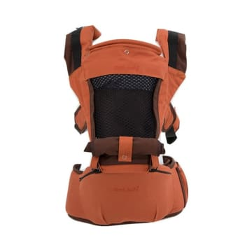 BOTHBABY CARRIER HIPSEAT COZY - ORANYE_3