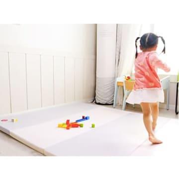 FOLDAWAY PLAY WIDE MAT 200X140X4 CM - PINK/ABU-ABU_4