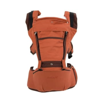 BOTHBABY CARRIER HIPSEAT COZY - ORANYE_1