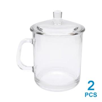 TEA CULTURE SET MUG & TUTUP 410 ML 2 PCS_1