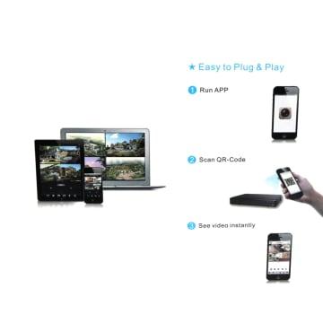 KRISVIEW SET CCTV CVI 1080P DENGAN 4 KAMERA_3