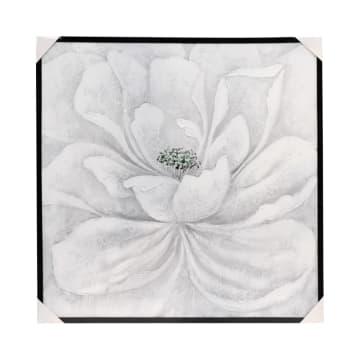 LUKISAN DINDING FLOWER 16 100X100 CM_1