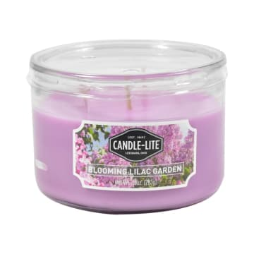 CANDLE LITE BLOOMING LILAC GARDEN LILIN AROMATERAPI 283 GR_2