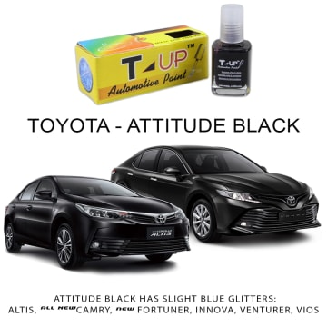 T-UP CAT OLES PENGHILANG GORESAN & BARET (DEEP SCRATCH) TOYOTA -  ATTITUDE BLACK MICA 218_1