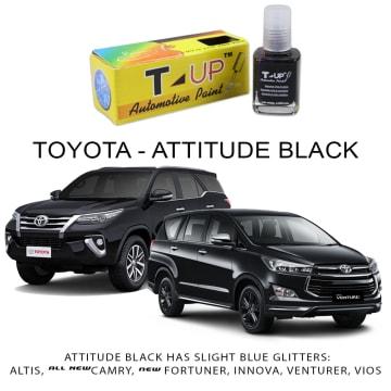 T-UP CAT OLES PENGHILANG GORESAN & BARET (DEEP SCRATCH) TOYOTA -  ATTITUDE BLACK MICA 218_2