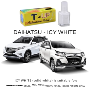 T-UP CAT OLES PENGHILANG GORESAN DAIHATSU - ICY WHITE_1