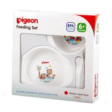 PIGEON SET PERALATAN MAKAN MINI_3