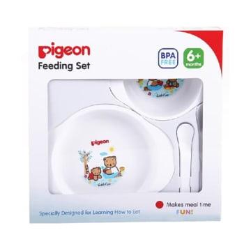 PIGEON SET PERALATAN MAKAN MINI_1