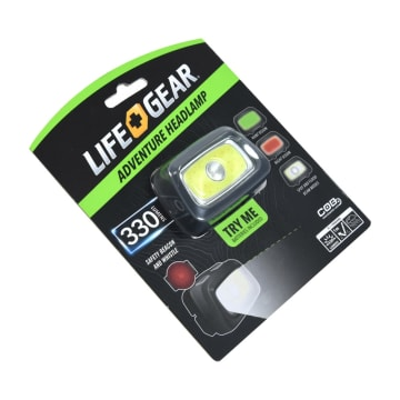 LIFE GEAR SENTER LED STORMPROOF 300 LM_2