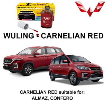 T-UP CAT OLES PENGHILANG GORESAN & BARET (DEEP SCRATCH) - WULING CARNELIAN RED_1