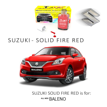 T-UP CAT OLES DEEP SCRATCH REMOVER - SUZUKI SOLID FIRE RED_1