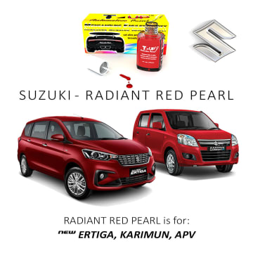 T-UP CAT OLES DEEP SCRATCH REMOVER - SUZUKI RADIANT RED_1