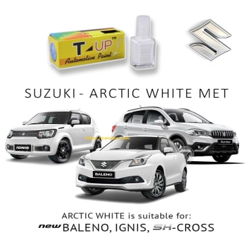 T-UP CAT OLES PENGHILANG GORESAN SUZUKI - ARCTIC WHITE_1