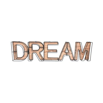 HIASAN DINDING DREAM XC48 82X19.5X5 CM_1