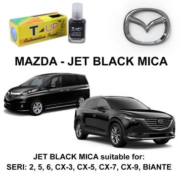 T-UP CAT OLES PENGHILANG GORESAN & BARET (DEEP SCRATCH) MAZDA - JET BLACK MICA_1