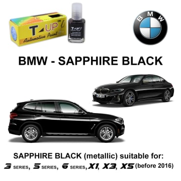 T-UP CAT OLES PENGHILANG GORESAN & BARET (DEEP SCRATCH) BMW - SAPPHIRE BLACK_1