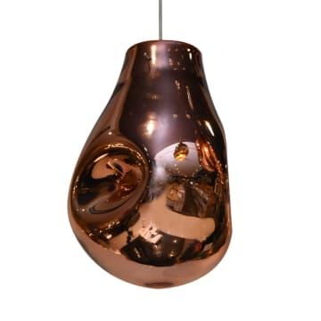 KYRA LAMPU GANTUNG HIAS 23X23X32 CM - COPPER_1