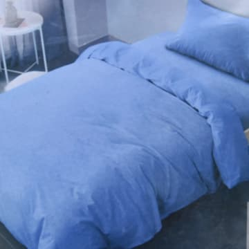 KRISHOME SET SEPRAI DAN BED COVER EMBOS UKURAN SINGLE_1