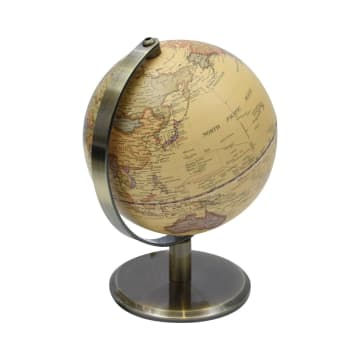 GLOBE MINI ANTIQUE 15 CM_1
