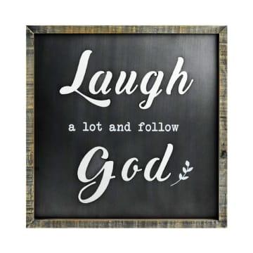 HIASAN DINDING LAUGH A LOT_1