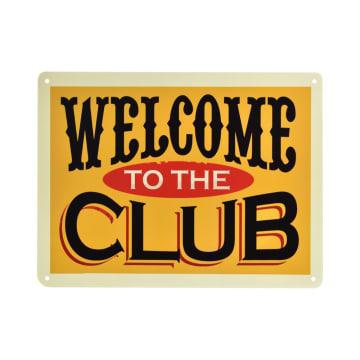 HIASAN DINDING CLUB 33X25X0.06 CM_1