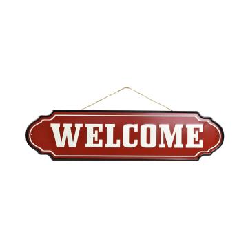 HIASAN DINDING WELCOME 20X80X1 CM_1