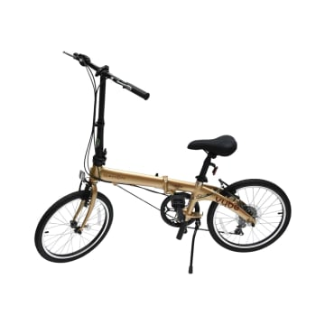 DAHON SEPEDA LIPAT VYBE D7 - GOLD_1
