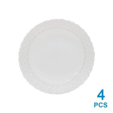 APPETITE AZALEA SET PERALATAN MAKAN 12 PCS - PUTIH_3