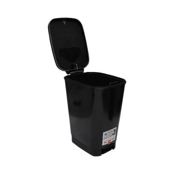 KIS 35 LTR TEMPAT SAMPAH PLASTIK CHIC 35 LTR - HITAM_3