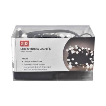 APA SET LAMPU LED STRING 5 MTR - PUTIH_1