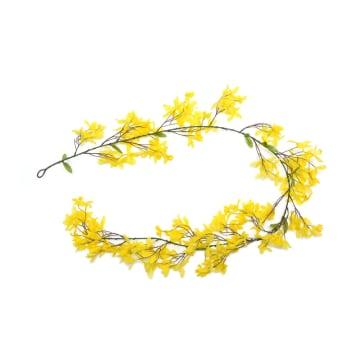 ARTHOME GARLAND ARTIFISIAL FLOWER 167 CM - KUNING_1