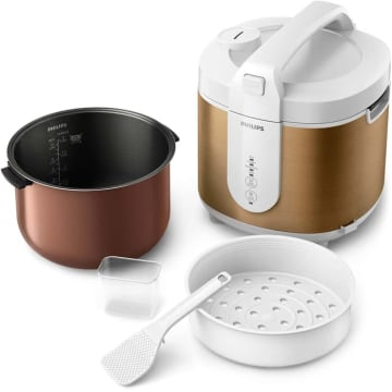 PHILIPS Digital Rice Cooker 4 in 1 - HD3053_2