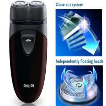 Philips Electric Shaver - PQ206_2