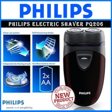 Philips Electric Shaver - PQ206_3