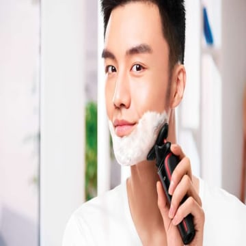 PHILIPS Electric Shaver AquaTouch - S777_5