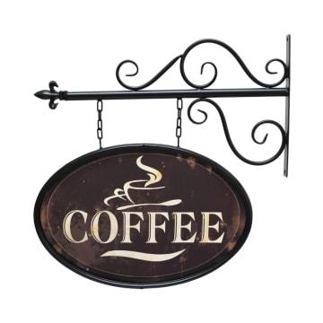 HIASAN DINDING COFFEE 58 X 3 X 58 CM_1