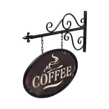 HIASAN DINDING COFFEE 58 X 3 X 58 CM_2