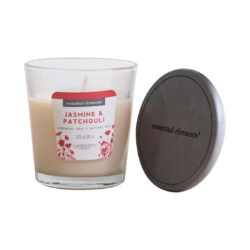 CANDLE LITE JASMINE AND PATCHOULI LILIN AROMATERAPI 92 GR_2