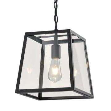EGLARE COLONIAL LAMPU GANTUNG HIAS - HITAM_2