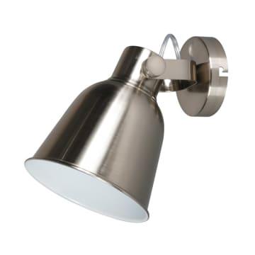 EGLARE RETRO LAMPU DINDING - SATIN NICKLE_1