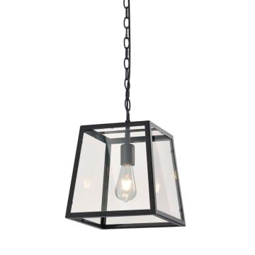 EGLARE COLONIAL LAMPU GANTUNG HIAS - HITAM_1