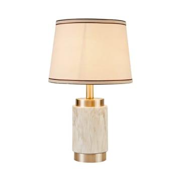 EGLARE LAMPU MEJA MARBLE 28 CM_1