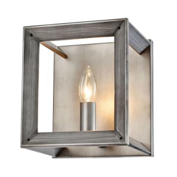 EGLARE COLONIAL LAMPU DINDING - ABU-ABU_1