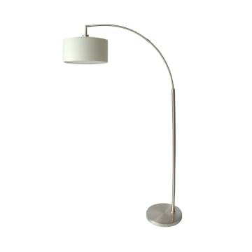 EGLARE ARC LAMPU LANTAI - SATIN_1