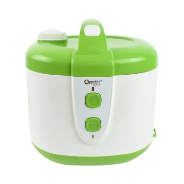 APPETITE ELECTRICAL HEWIT RICE COOKER 1.8 LTR - HIJAU_2