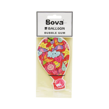BOVA PENGHARUM MOBIL BALLOON BUBBLE GUM_1